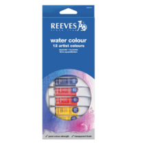 aquarela reeves 12 cores