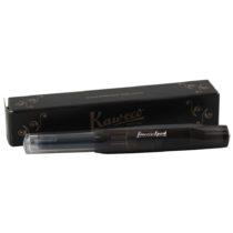 caneta-tinteiro-kaweco-bk-black-preto-transparente-presente