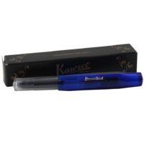 caneta-tinteiro-kaweco-bl-blue-azul-presente