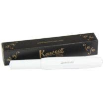 caneta-tinteiro-kaweco-w-white-branca-prata-presente