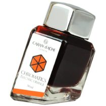 electric-orange-tinta-caran-dache-chromatics-geneve2