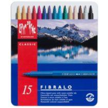 fibralo-caran-d-ache-15-cores