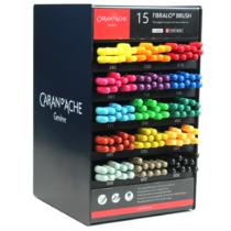 display-caneta-caran-d-ache-brush-marcador
