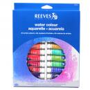 Tinta Aquarela Reeves 24 Cores