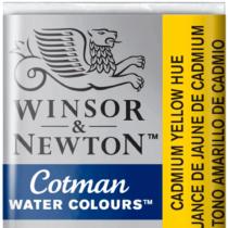 tinta-aquarela-winsor-newton-pastilha-cadmium-yellow-hue